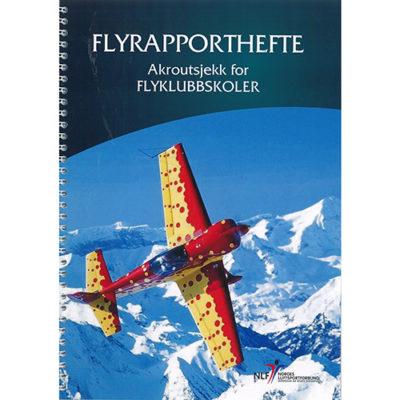 Flyrapporthefte Akro