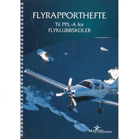 Flyrapporthefte-ppla