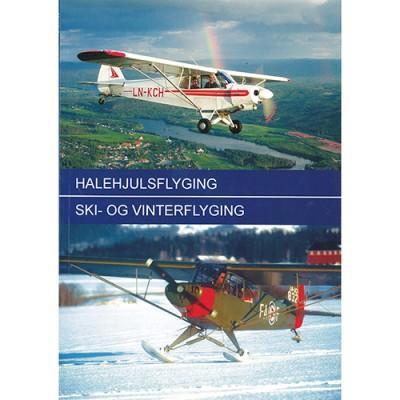 Halehjulsflyging / Ski- og vinterflyging