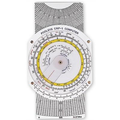 Pooleys CRP-1 Navigasjonscomputer