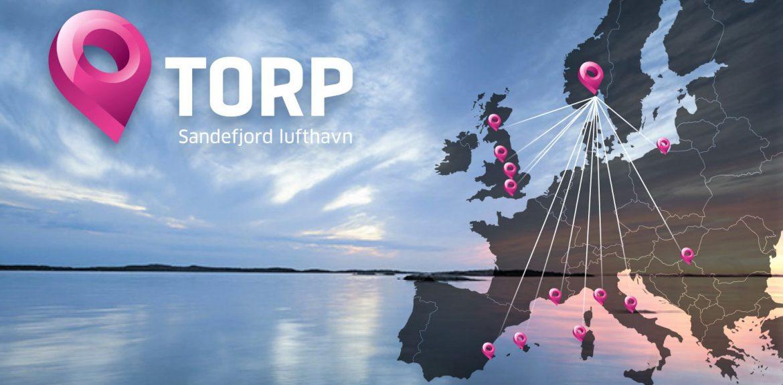 Luftfartsskolen etablerer seg på Sandefjord Lufthavn TORP